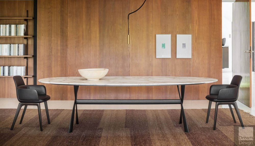 Molteni&C Gatwick Marble Table