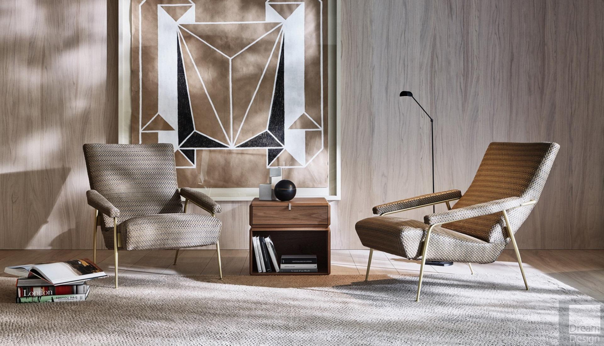 Molteni c gio ponti armchair dream design for Molteni furniture