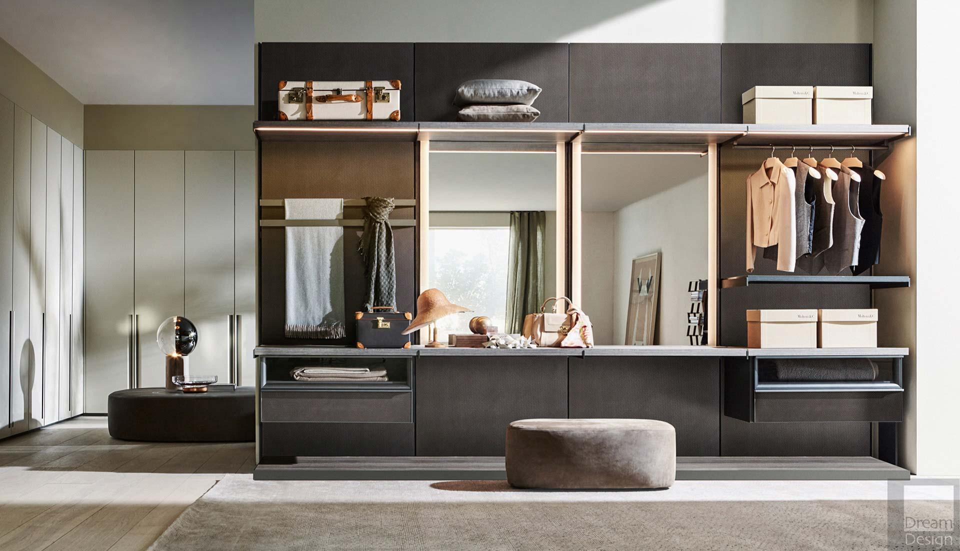 Molteni C Gliss Master Dressing Dream Design Interiors Ltd