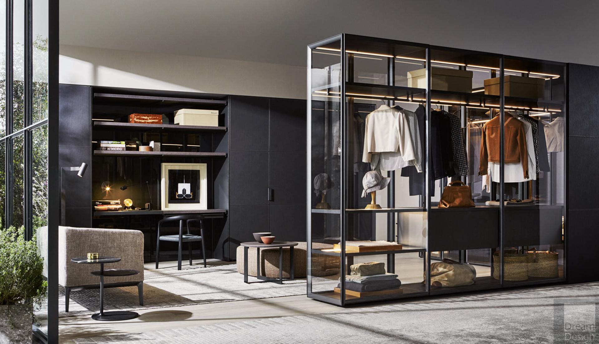 Molteni Amp C Gliss Master Glass Dream Design Interiors Ltd