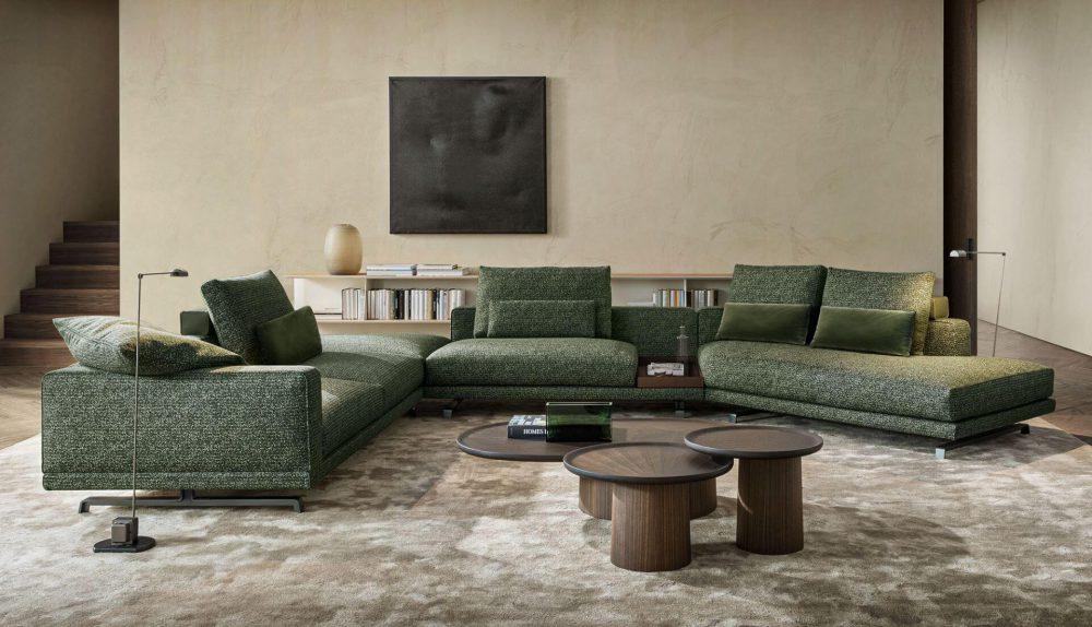 Molteni&C Octave Modular Sofa