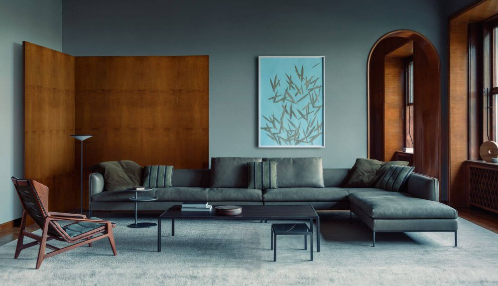 Molteni&C Paul Modular Sofa