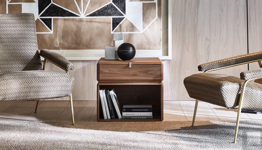 Molteni&C Teorema Bedside Cabinet
