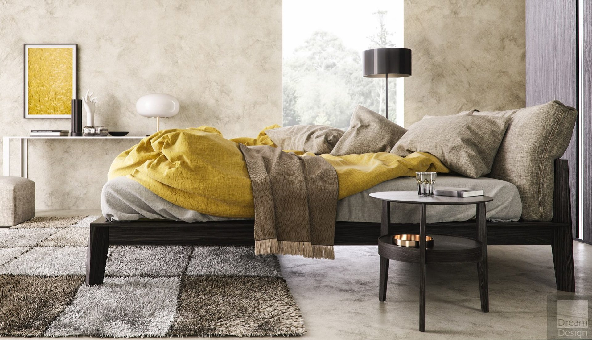 Molteni&C Wish Bed
