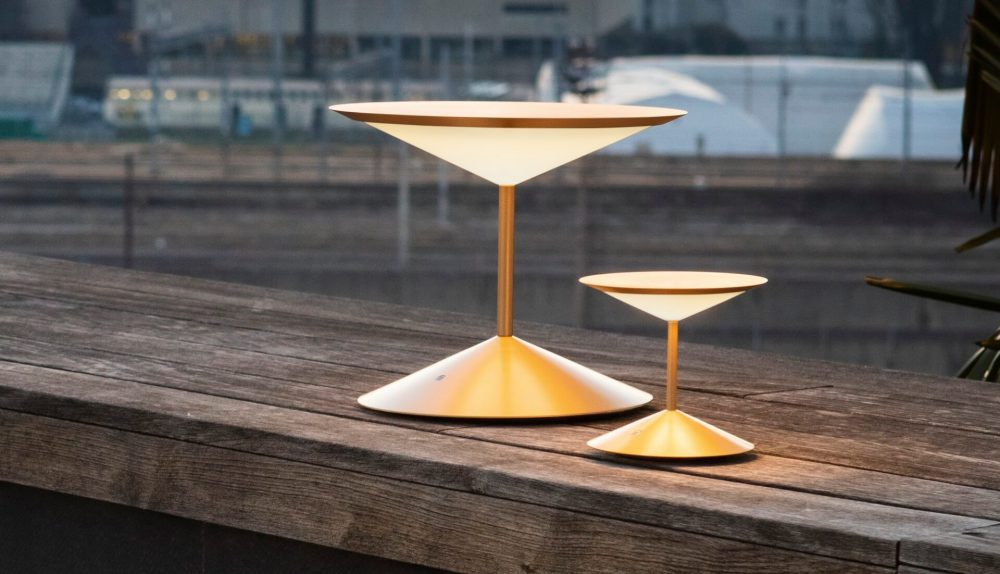 Penta Narciso Outdoor Table Lamp