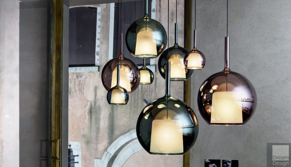 Penta Glo Pendant Light