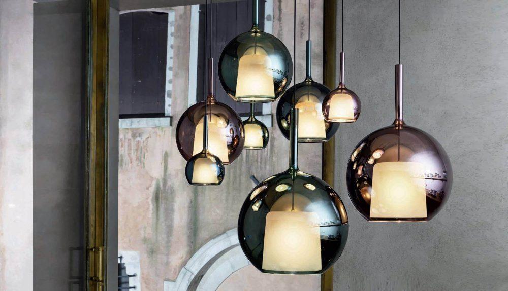 Penta Glo Suspension Light