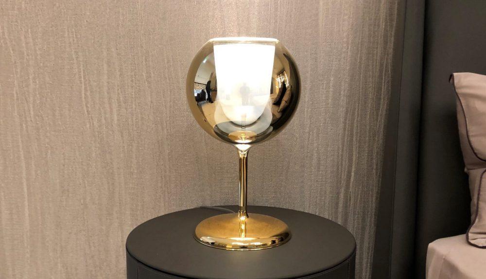 Penta Glo Medium Table Lamp Ex-Display
