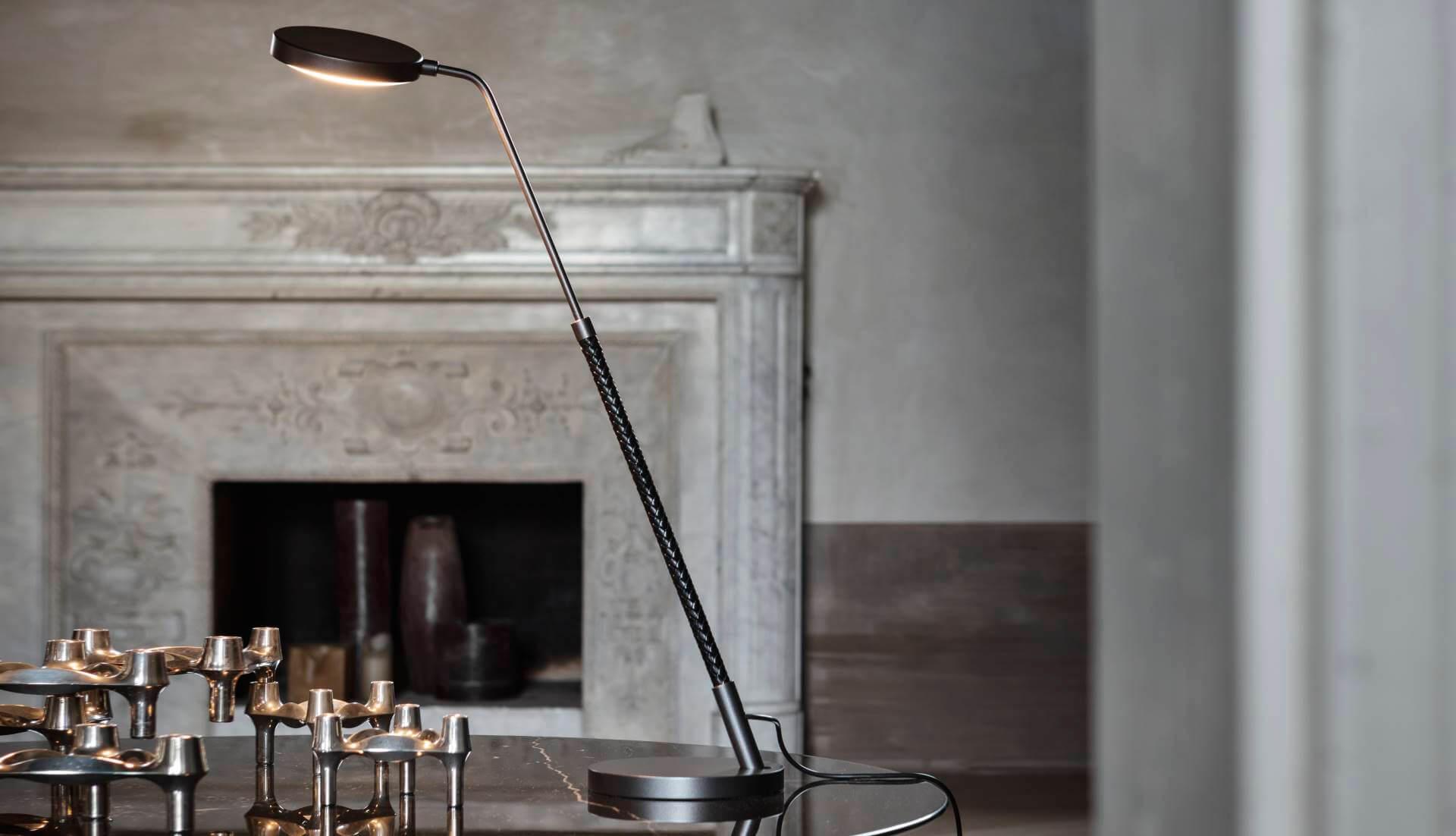 Penta Spoon Table Lamp