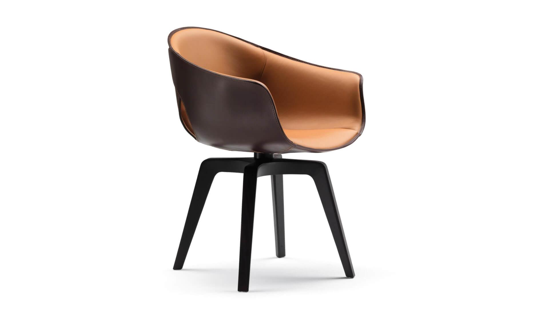 Poltrona Frau Ginger Chair