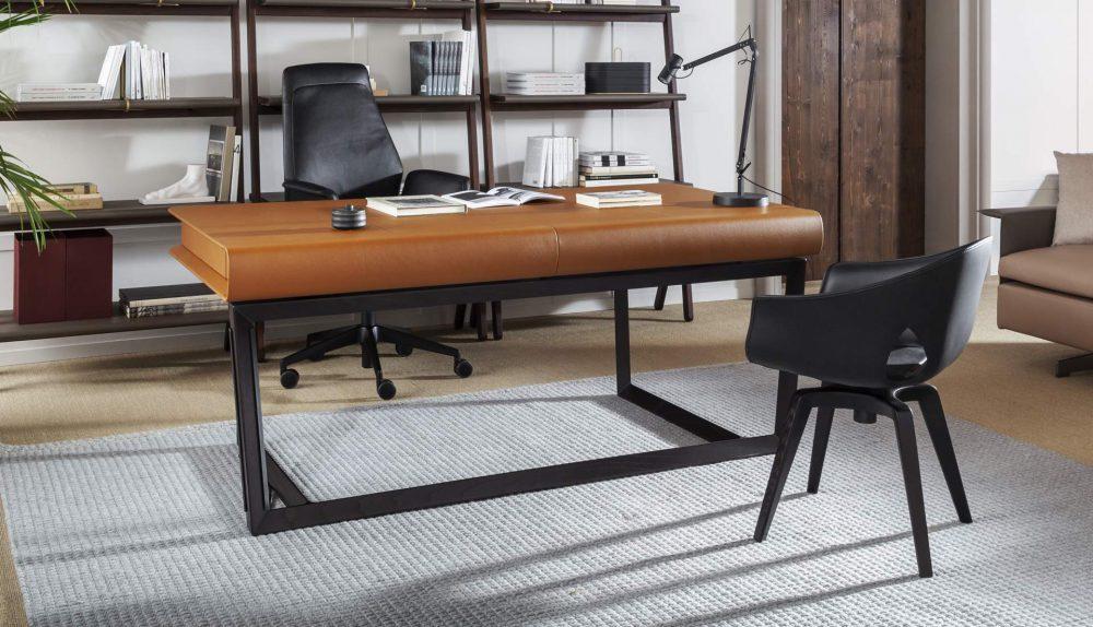 Poltrona Frau Peak A Boo Desk