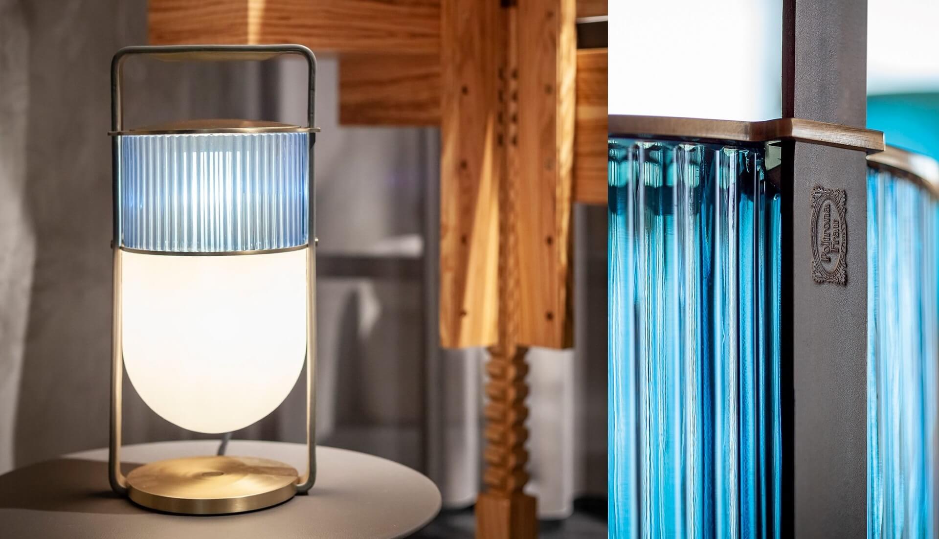 Poltrona Frau Xi Table Lamp