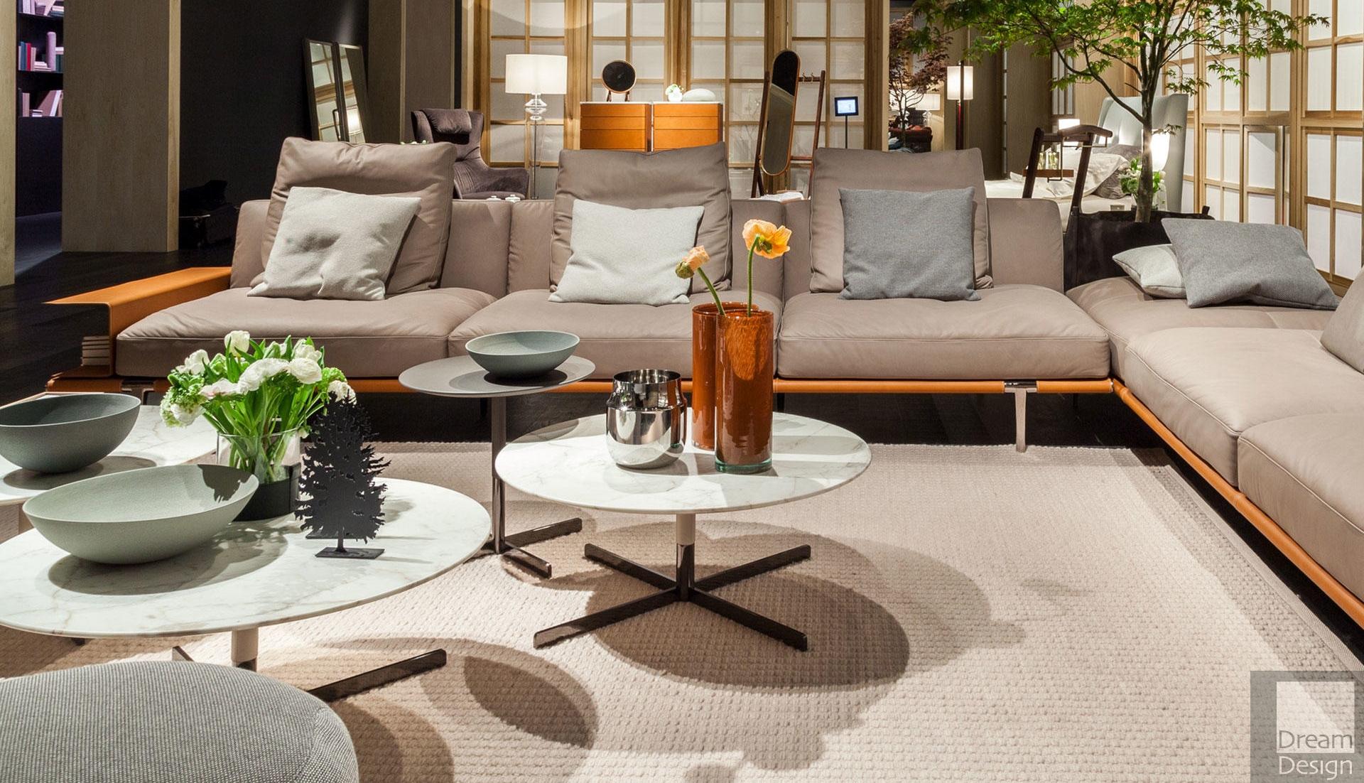 Poltrona Frau Bob Coffee Table Dream Design Interiors Ltd