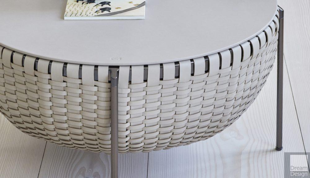 Poltrona Frau Cestlavie Storage Basket
