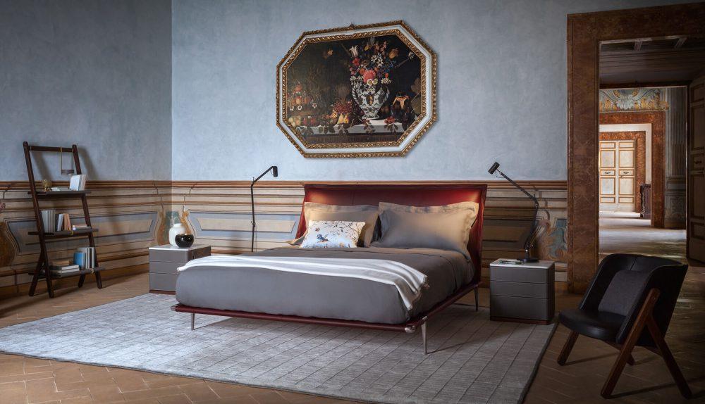 Poltrona Frau Fidelio Night Bedside Cabinet