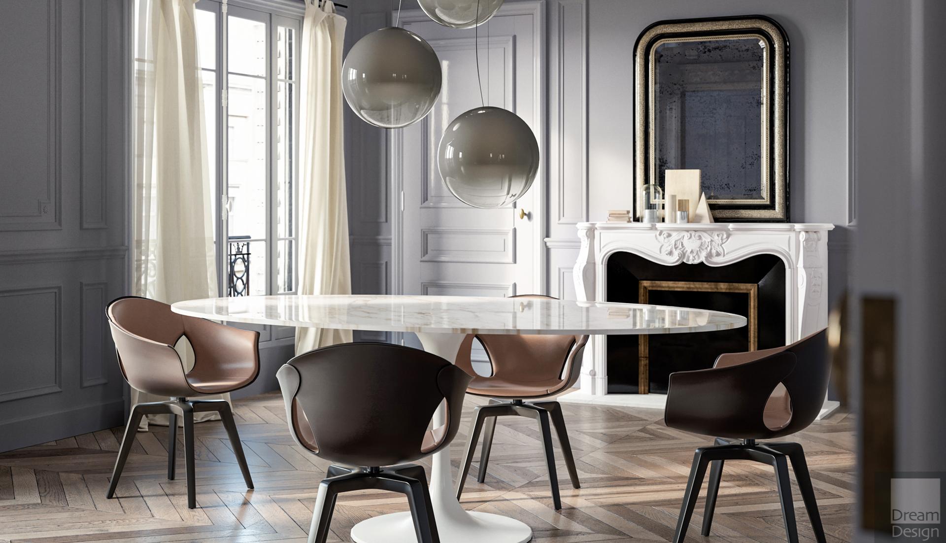 Poltrona Frau.Poltrona Frau Ginger Chair Dream Design Interiors Ltd