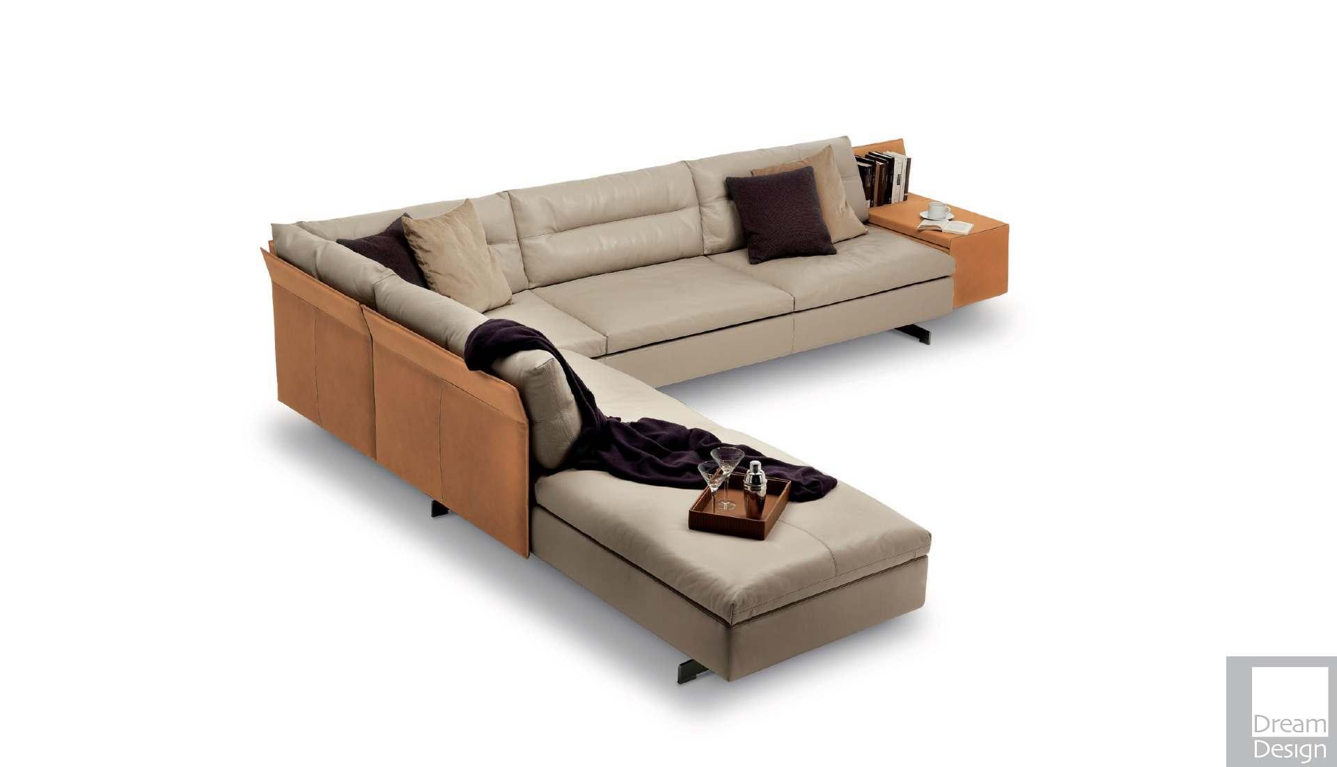 Poltrona Frau Grantorino Sofa - Dream Design Interiors Ltd
