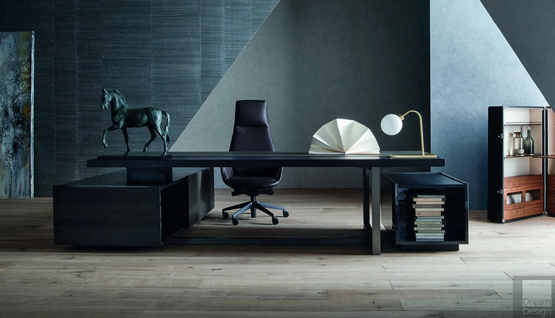 Poltrona frau jobs desk dream design interiors ltd - Poltrona design low cost ...