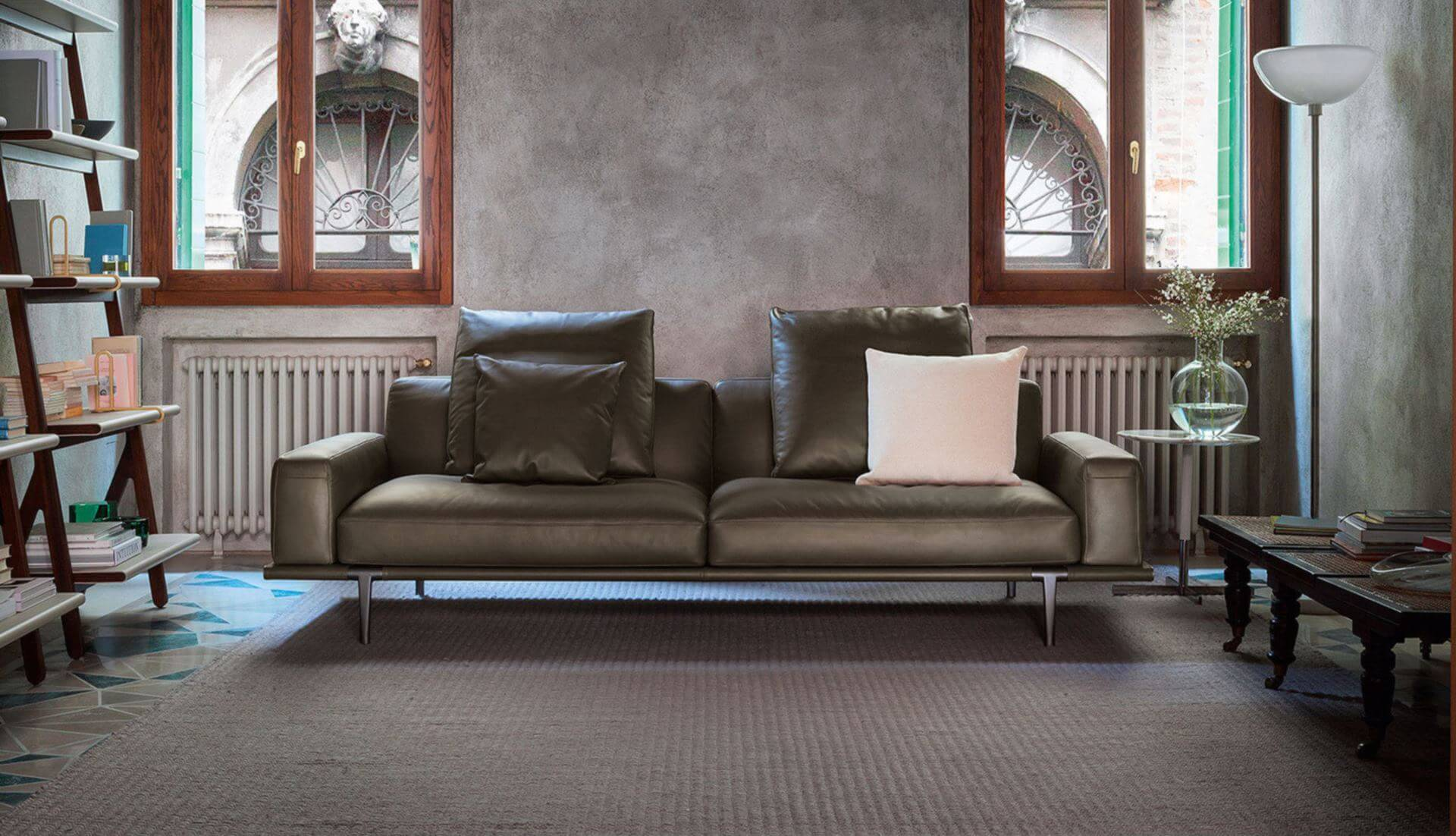 Poltrona Frau Let It Be Modular Sofa - Dream Design ...
