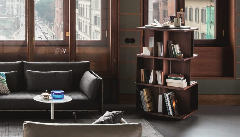 Poltrona Frau Turner Bookcase