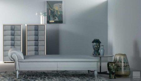 Chaise Longue - Dream Design Interiors Ltd