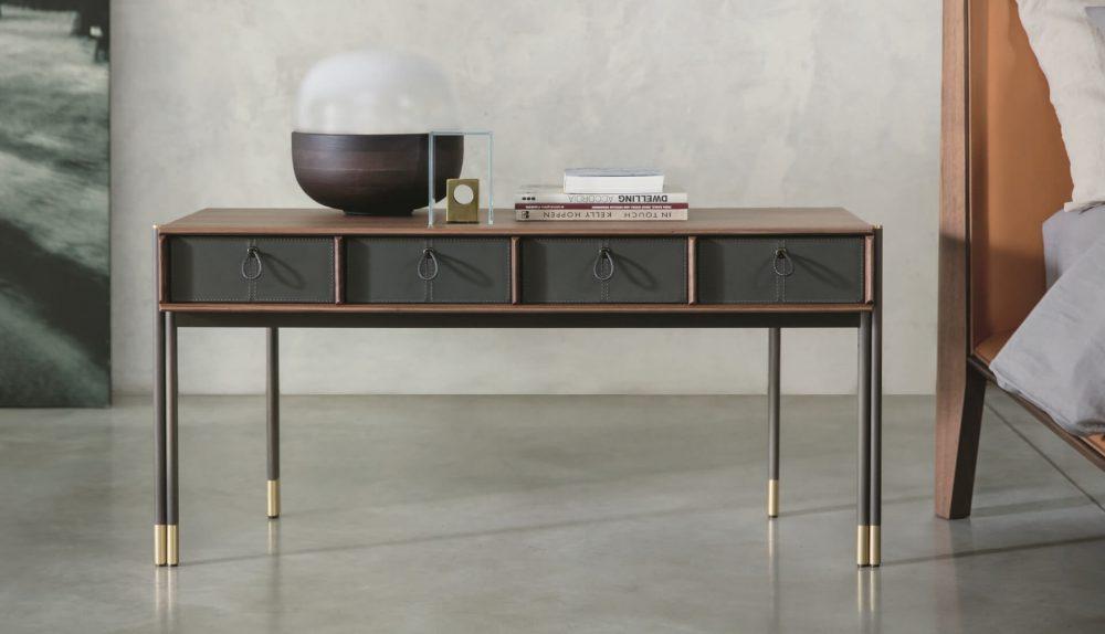 Porada Bayus 2 Drawer Cabinet