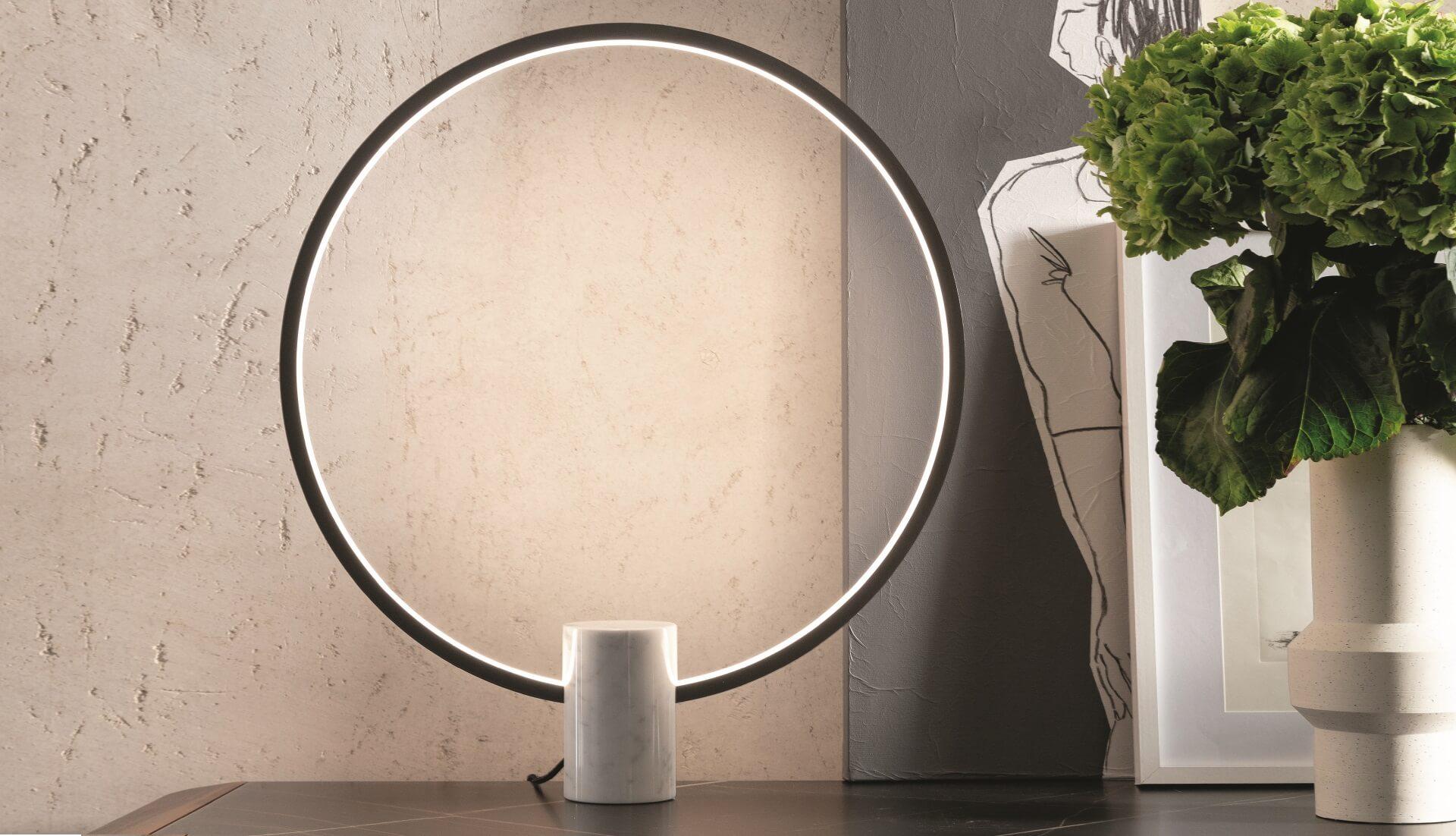 Porada Halo Table Lamp