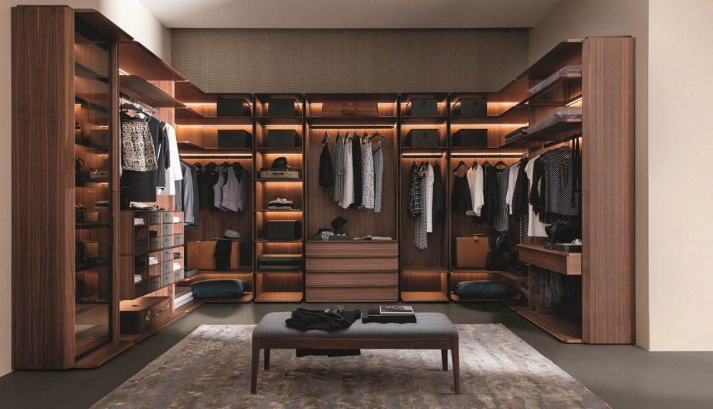 Porada My Suite Walk-In Wardrobe