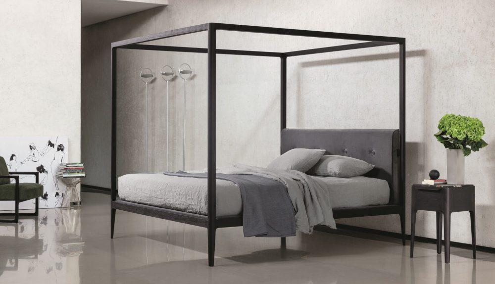 Porada Ziggy Four-Poster Bed