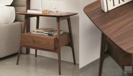 Porada Bilot Bedside Table