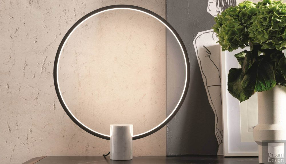 Porada Halo Table Lamp