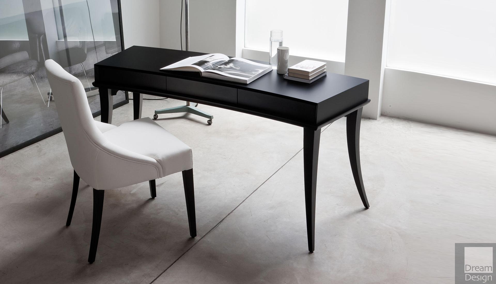 Porada hug desk dream design interiors ltd for Porada beauty dressing table