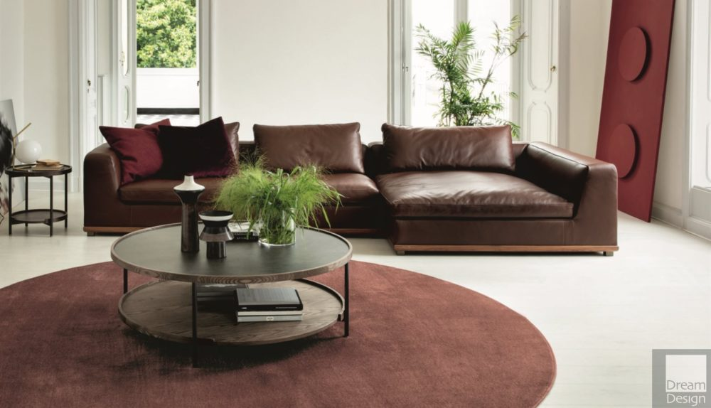 Porada Koster Round Coffee Table