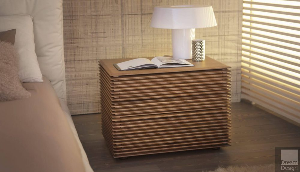 Porada Riga 2 Bedside Table