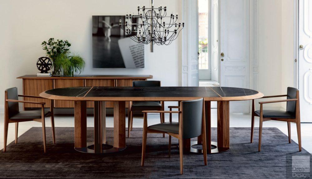 Porada Thayl Oval Table