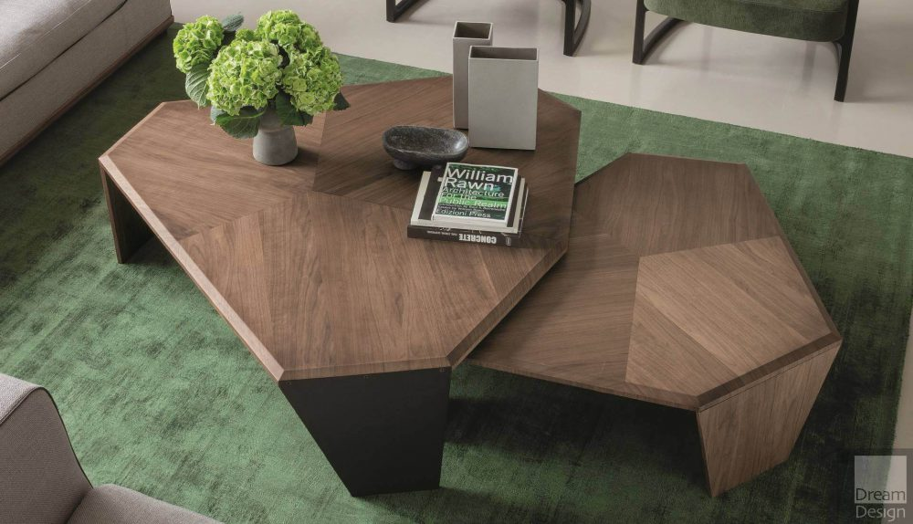 Porada Tortuga Coffee Table