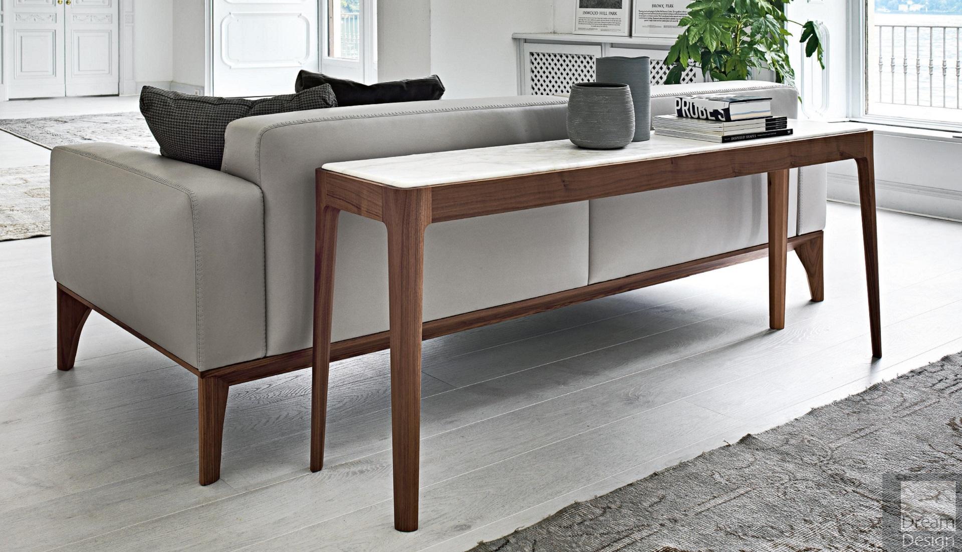 Porada Ziggy 4 Console Table - Dream Design Interiors Ltd