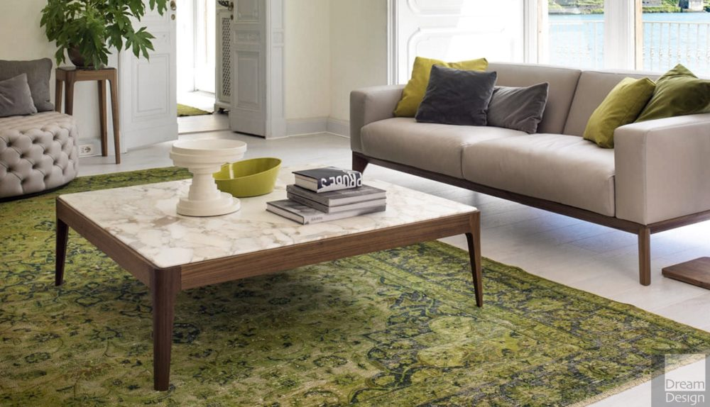 Porada Ziggy 6 Coffee Table