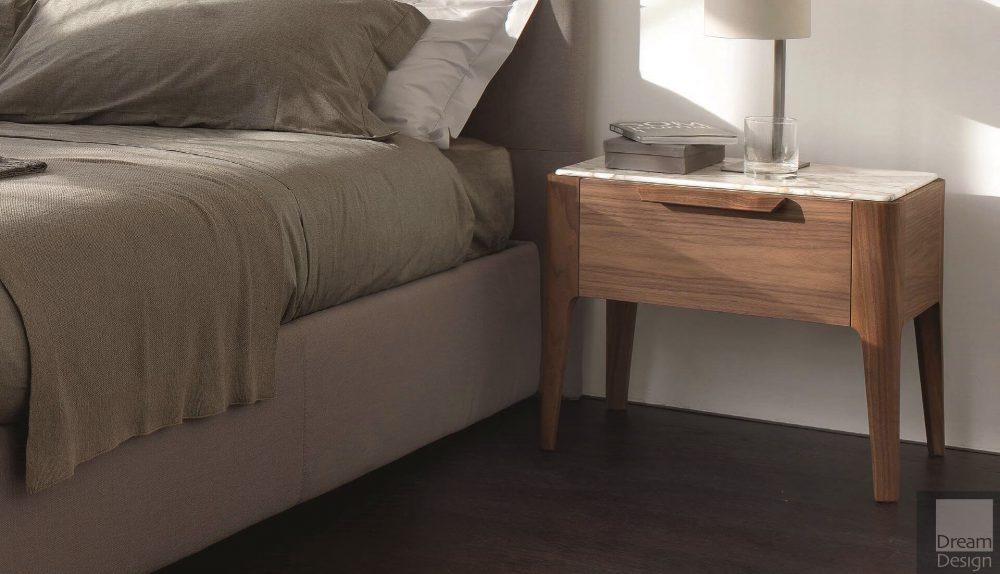 Porada Ziggy Night 1 Bedside Table