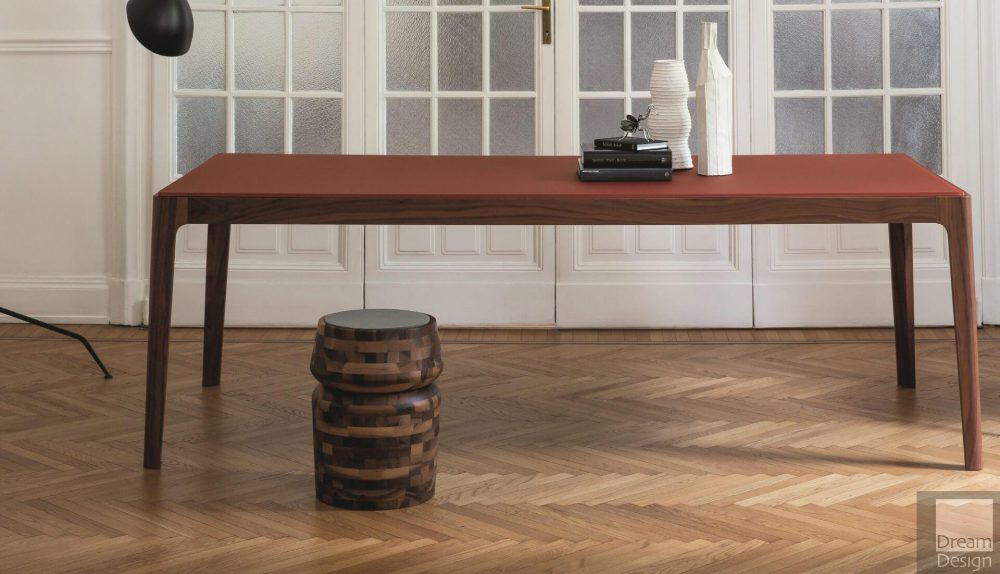 Porada Ziggy Rectangular Table