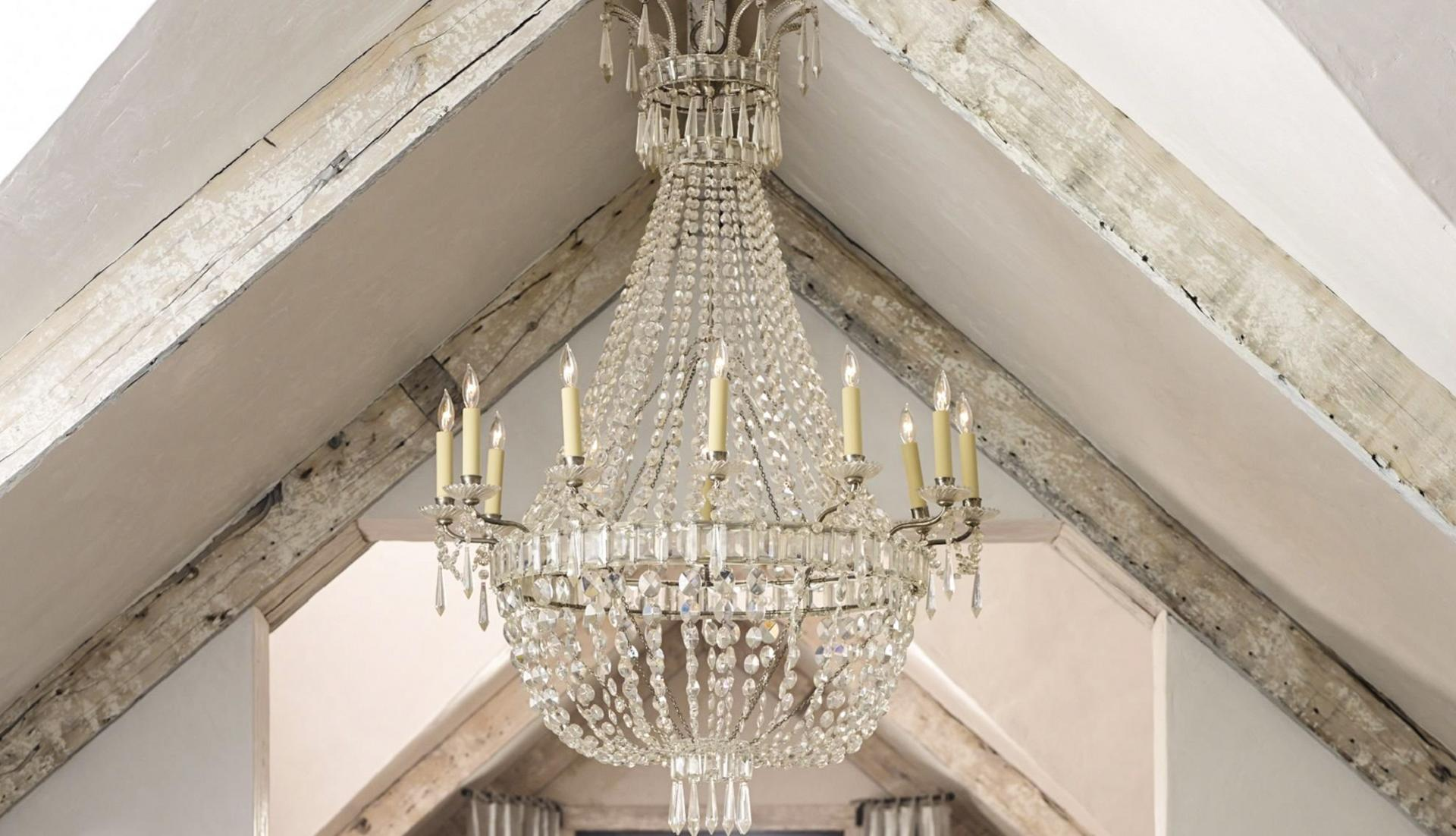Ralph Lauren Home Evalina Chandelier Dream Design Interiors Ltd