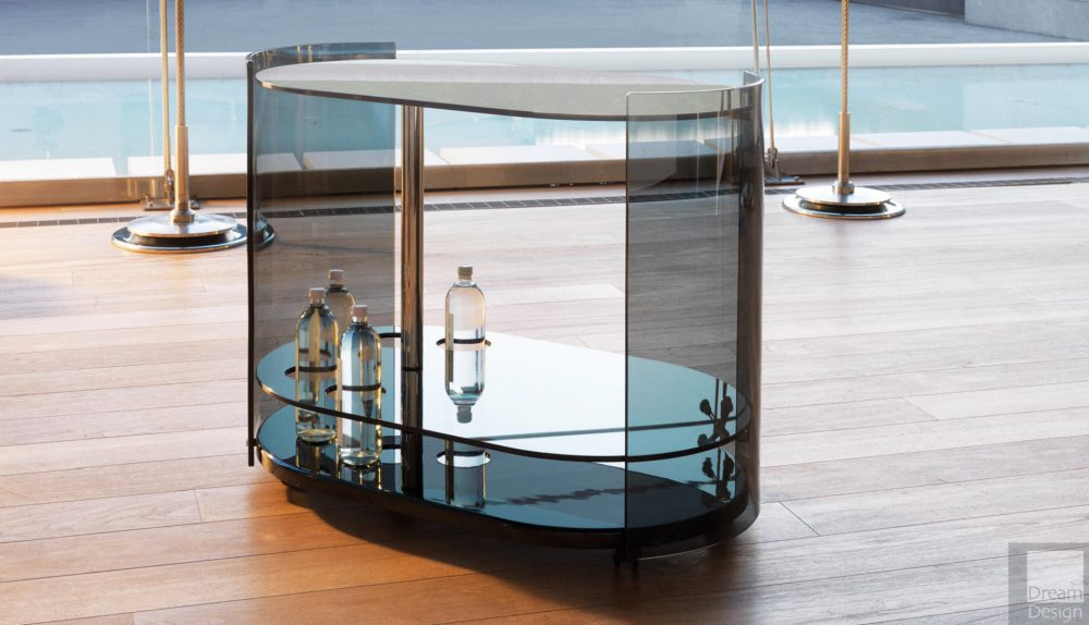 Reflex Angelo 9000 Drinks Trolley