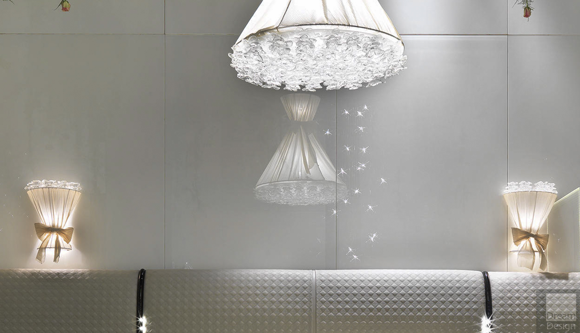 Reflex Angelo Bouquet Applique Wall Light