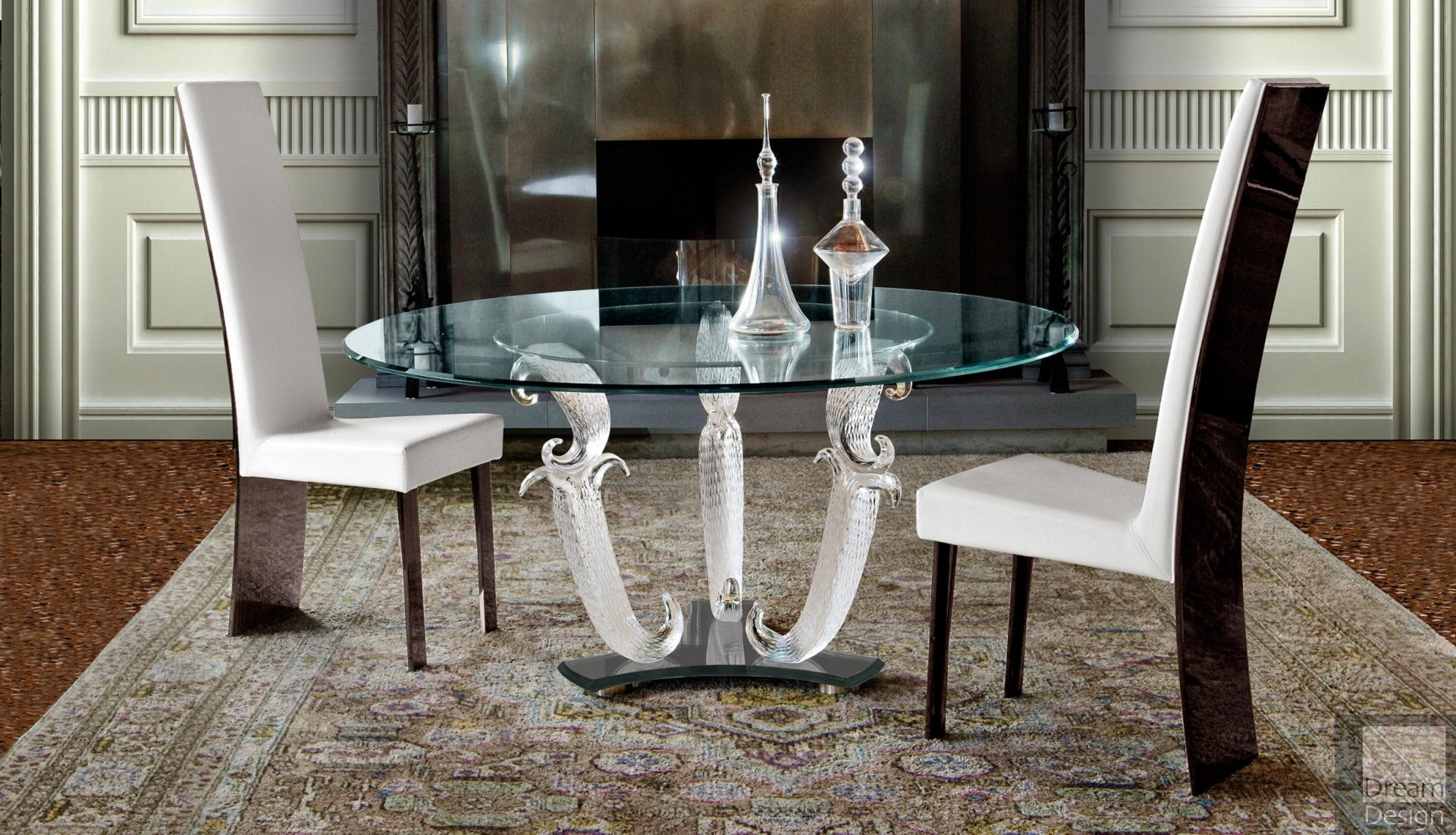 Reflex Angelo Casanova 72 Round Table