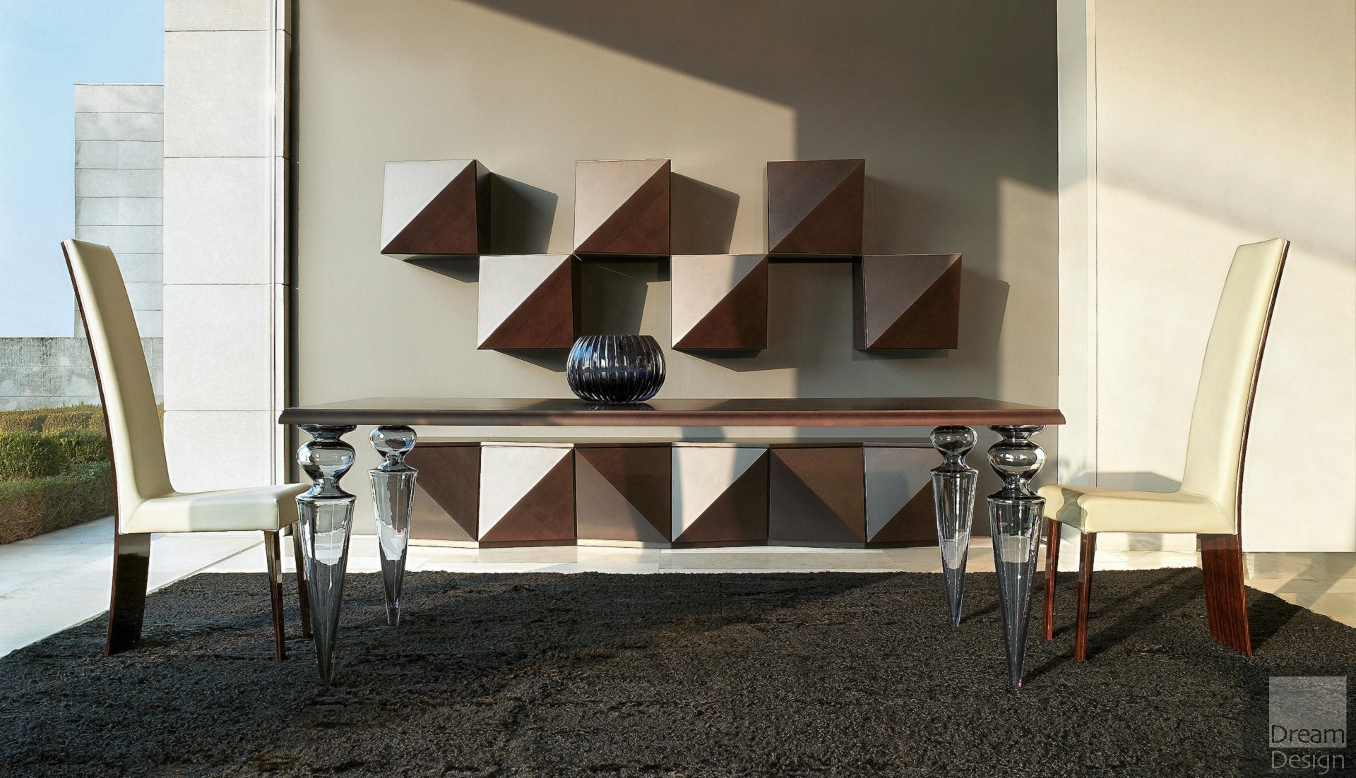 Reflex Angelo Gran Canal 72 Wood Table