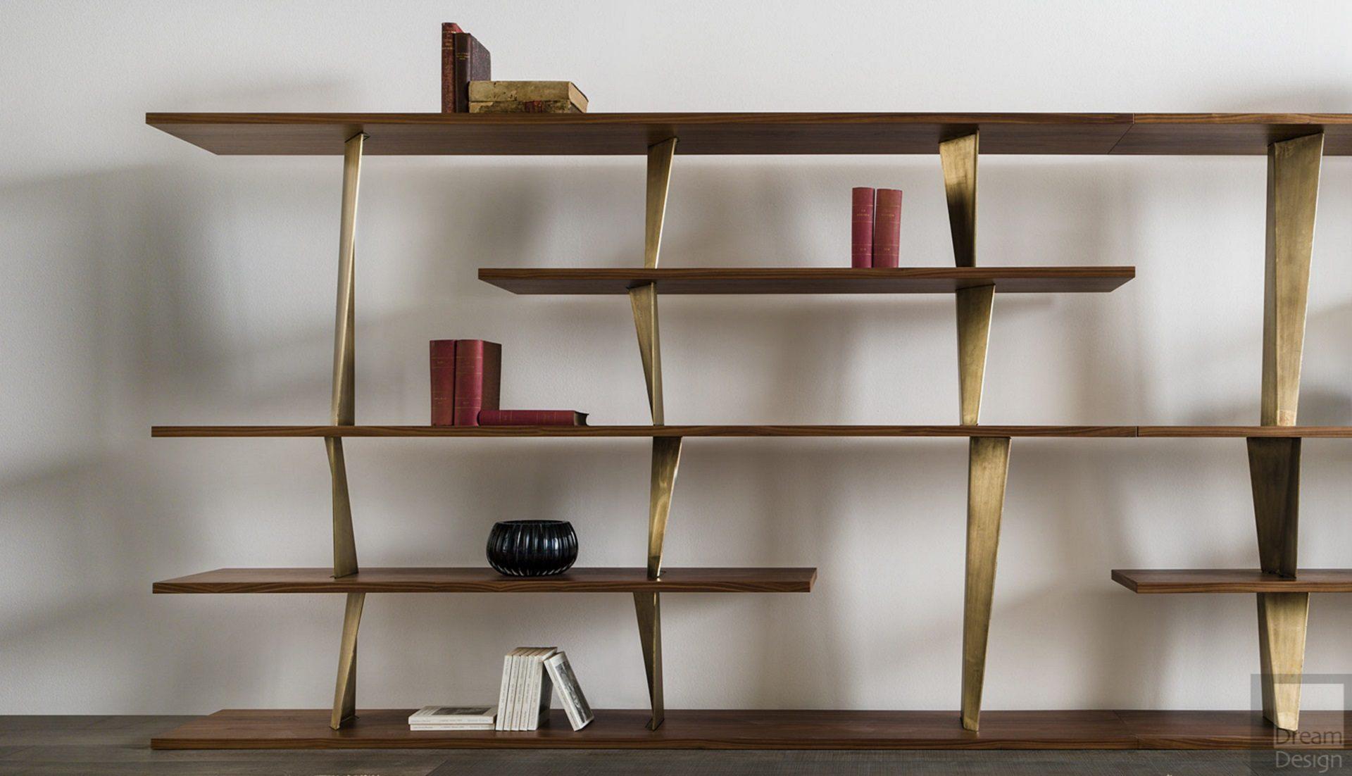 Reflex Angelo Prisma Libreria Book Shelving