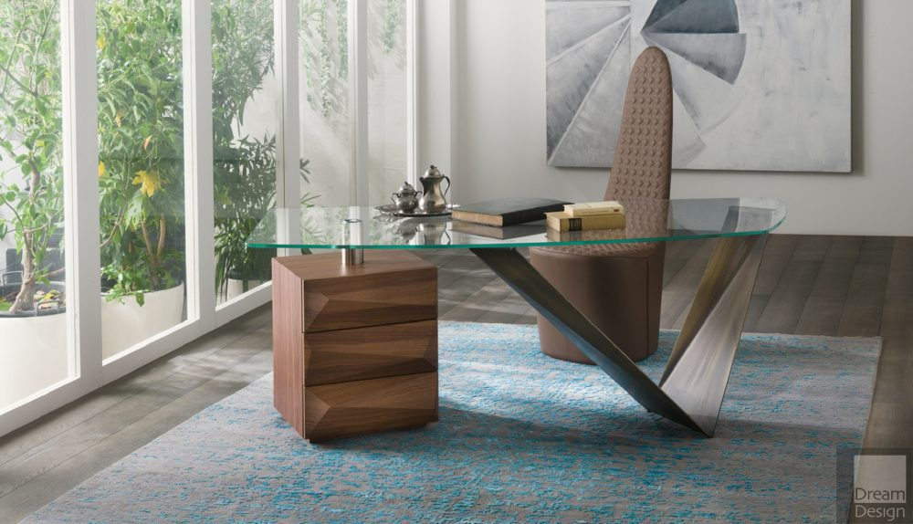 Reflex Angelo Prisma Steel Desk
