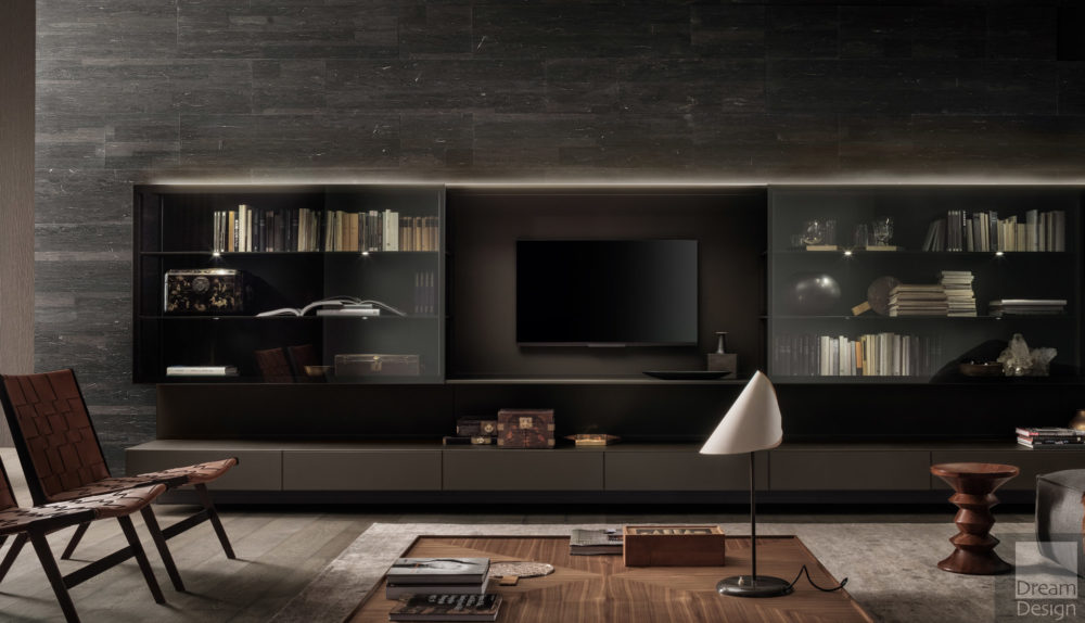 Rimadesio Abacus Cabinet System