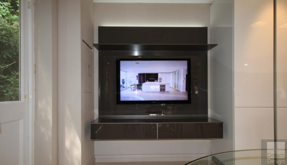 Rimadesio Abacus TV Display Unit