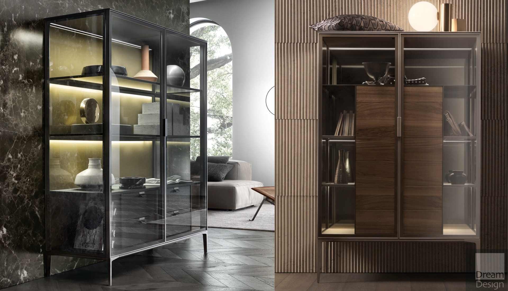 Aluminum Sliding Door Design